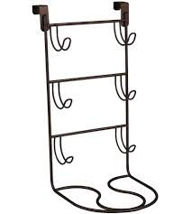 flat iron holder wall mount hair dryer holders organizers and storage organize it