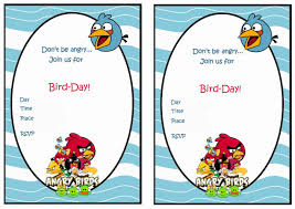 free printable angry birds party invitations sprinkle baby shower
