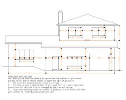 side split with garage lipstick designs sidesplit garage design