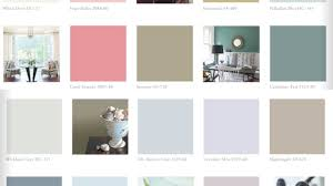 benjamin moore exterior paint color chart home painting ideas