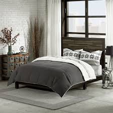 Home Design Down Alternative Comforter Review Cannon Down Alternative Comforter U2013 Charcoal Home Bed U0026 Bath