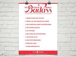 Badass Resume Jenni Leder U203a 10 Steps Of Being A Badass