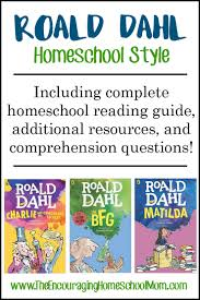 fantastic mr fox study guide roald dahl homeschool style including complete homeschool