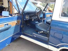 79 Ford Bronco Interior Ford Bronco For Sale
