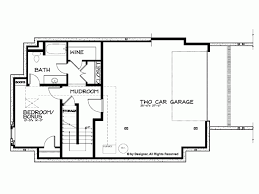 two house plans with basement 2 floor plans with basement home desain 2017