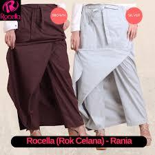 rok muslimah rok celana kulot rok celana muslimah murah rok celana batik rok