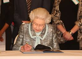 Queen Elizabeth 2 The Queen Signs On For Gender Equality And Maybe Even Rights