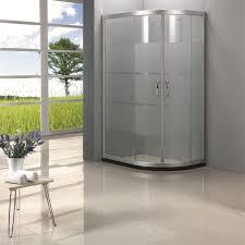 Non Glass Shower Doors Fabulous Non Transparent Shower Door For Unique Bathroom Idea