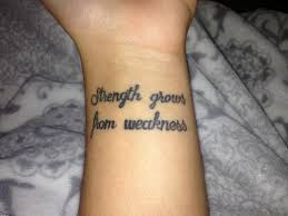 eye catching name tattoos on wrist for everyone