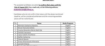 test d ingresso medicina news laurea in romania