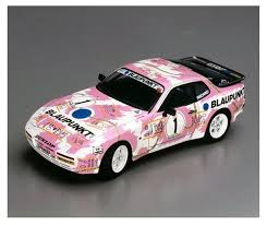 porsche 944 model kit hasegawa 20315 porsche 944 turbo racing 1 24 sc plazajapan