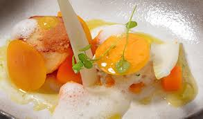 de la cuisine 3 michelin chef jacob jan boerma from the netherlands brings