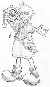 kingdom hearts coloring pages pictures u003e if you u0027re looking for