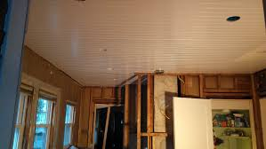 ceiling u0026 fan beadboard panels on ceiling beadboard ceiling
