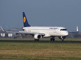 bureau lufthansa lufthansa embraer erj 195 landing x plane 10