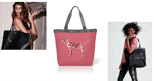 active black friday victoria u0027s secret u0026 pink black friday totes are live now