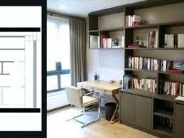 bibliothèque avec bureau intégré bibliotheque modulable ikea bibliotheque avec bureau integre