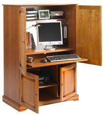 bureau informatique ferm bureau qui ferme meuble bureau ferm bureau enfant moderne