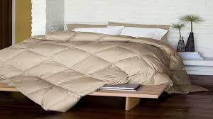 Cal King Down Comforter Snowman White Goose Down Comforter Cal King Size 100 Cotton Shell