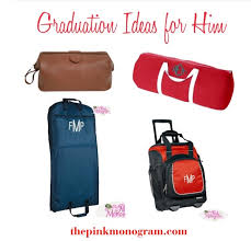 graduation gifts for boys great graduation gifts for guys the pink monogram