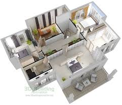 3d floor plan rendering 3d floor plan renders 3d architect floor plans floor plan