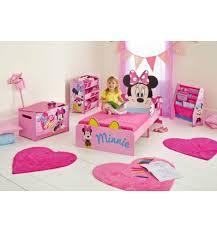 Chambre Enfant Minnie - lit minnie