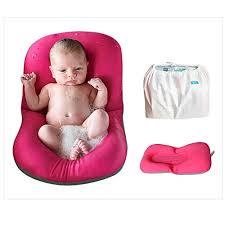 travel bathtub baby newborn infant baby bath pad nonslip safety bath bath baby bath