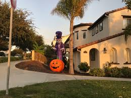 halloween home decorating in bressi ranch bressi ranch real