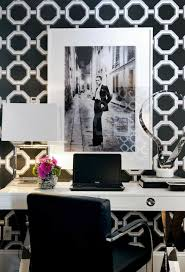 Home Decorating Ideas Black And White 219 Best Black U0026 White Office Images On Pinterest Workshop Home