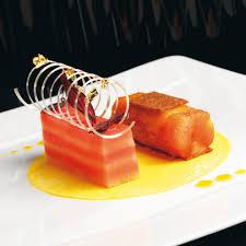 recette cuisine gastro dessert gastronomique