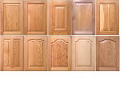 Custom Wood Cabinet Doors by Cabinet Doors How To Choose Between The Options