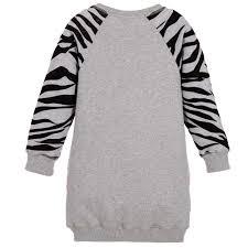 kids girls tiger sweater dress childrensalon