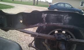 Bed Frame Repair Suspension And Frame Fix Ranger Forums The Ultimate Ford