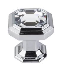 top knobs crystal knobs bring bling to the kitchen woodworking