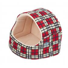 Hooded Dog Bed Dog Blanket U0026 Dog Beds