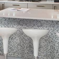 Home Depot Kitchen Backsplash Tiles by Smart Tiles Subway White 10 95 In W X 9 70 In H Peel And Stick