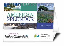 Desk Calendar Custom 2017 American Splendor Desk Calendar 6