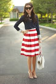 nautical attire nautical and patriotic style for summer fashion
