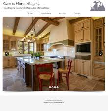 kamric home staging santa ynez websites santa ynez web design