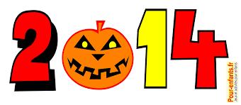 halloween 2014 dessin date à imprimer dessins citrouille coloriage