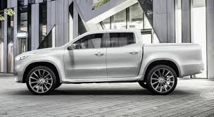 mercedes pickup x class the new mercedes benz pick up to be launched in 2017