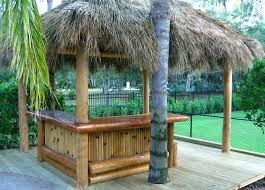 big kahuna blog our recent tiki hut and tiki bar builds tiki