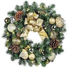 large lighted wreath large outdoor lighted wreaths sumoglove