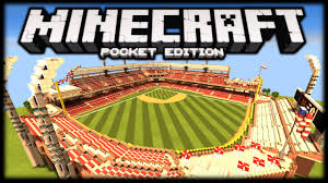 Citi Field Map Huge Baseball Stadium Map For Mcpe Minecraft Pocket Edition