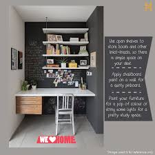 Study Space Design Pin By Homelane On Study Tables Pinterest