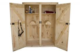 tack cabinet for sale wooden tack trunk with at least 2 saddle racks anyone got any pics