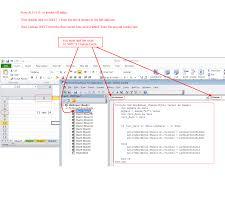 vba excel hide worksheet on date cell value stack overflow