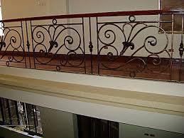 Decorative Wrought Iron Railings Wrought Iron Philippines Supplier Customized Decorative Railings