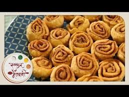 bhajni chakli mini bhakarwadi namkeen bhakarwadi crispy indian snack recipe by archana in