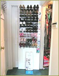 Shoe Rack For Closet Door Front Door Shoe Rack Shoe Rack For Closet Door Bench Ideas